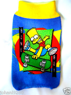De Simpsons elastisch  gsm-, mp 3/4-, ... - houder / hoesje 7 x 11 cm