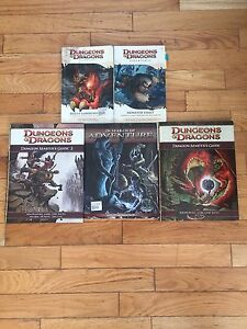 Dungeons & Dragons 4E Dungeons Masters Starter Set