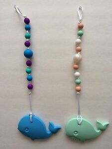 Brand new whale teethers