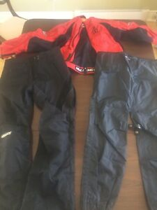 Women's Motorcycle suit $250