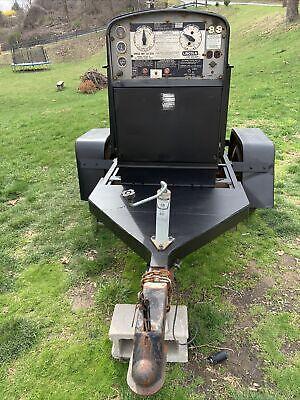 Lincoln Electric 250a Dc Diesel Welder  Sa-250