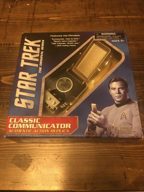 2016 Diamond Select STAR TREK Original Series CLASSIC COMMUNICATOR