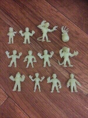 Alien M.U.S.C.L.E. Muscle Men Super7 Lot 12 Figure Glow In The Dark...