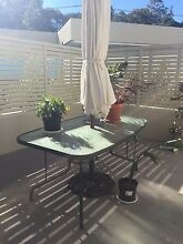 Glass Outdoor Table Lane Cove West Lane Cove Area Preview