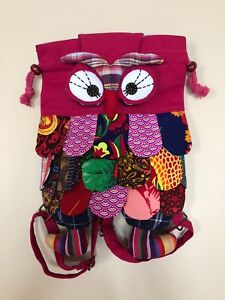 Awesome owl backpack
