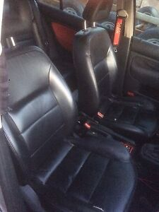 Mk4 power leather seats