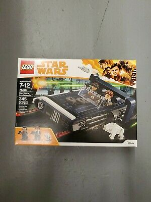 LEGO Star Wars Han Solo's Landspeeder Building Set 75209 Rare New