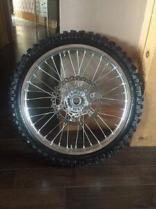 Mint 2005-2017 Yamaha 125 Rim and Tire