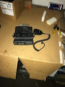 Motorola CDM750 VHF Low Band 42-50Mhz 4ch 60W Two Way Mobile Radio