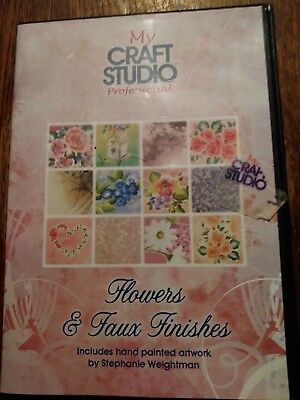 ers & faux finishes cd rom (Craft Studio)