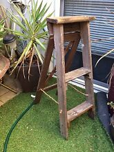 Wooden display ladder Nollamara Stirling Area Preview