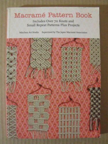 Macrame Pattern Book Marchen Art Studio