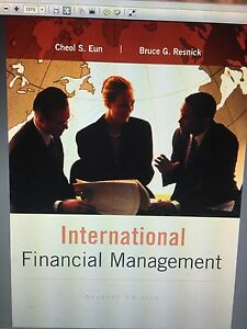 international  financial management  7th ed e book Eden Hill Bassendean Area Preview
