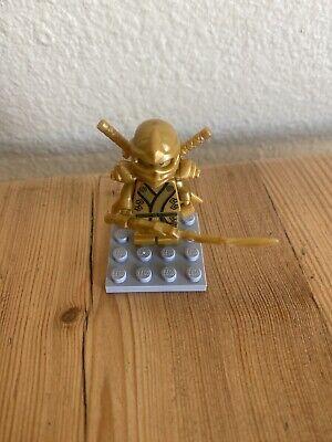 Lego Ninjago Golden Ninja Lloyd Minifigure 71239 70505 70503