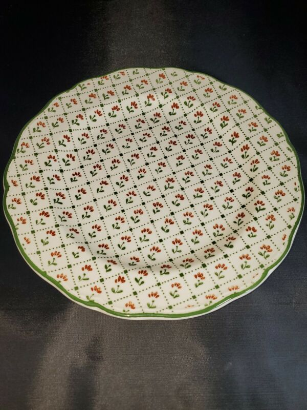 """J&G Meakin Country French Montpelier Dinner Plate 9 7/8"""" Royal Staffordshire"""