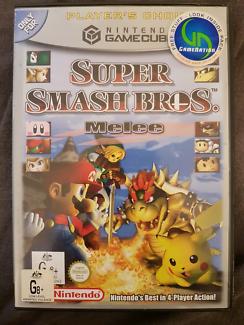 Super Smash Bros Melee Complete Game Cube