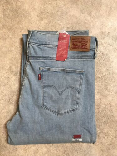 Jean levis femme slimming straight w32 l34 taille 42