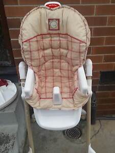 High Chair - Fisher Price Vermont Whitehorse Area Preview