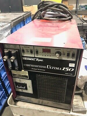 Thermal Arc Ultima 150 Welding System Wtorches