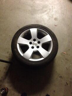 XR8 S3 wheels for sale (one pictured) Rothwell Redcliffe Area Preview