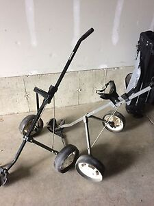Pull Golf Carts