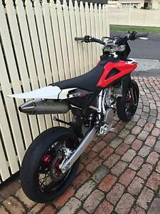 2008 HUSQVARNA TE 510 SUPER MOTARD AND OFFROAD WHEELS!!! Montmorency Banyule Area Preview