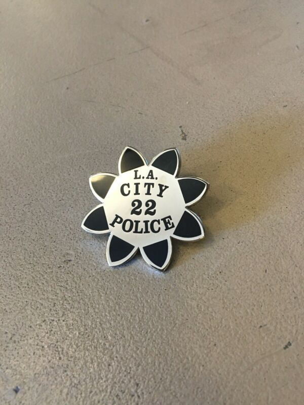 LAPD SERIES ONE PIN
