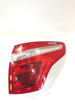 CITROEN C4 PICASSO REAR RIGHT TAIL LIGHT 9653547480 GENUINE 2008