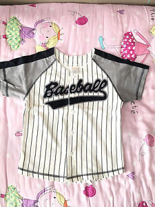 Gymboree baseball shirt