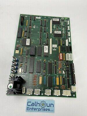 York Chiller Processor Circuit Board Model 031-01095-002 Rev E Warranty