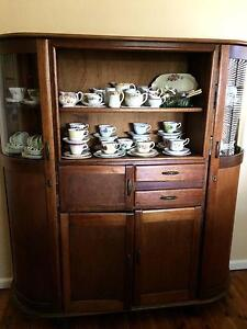 Antique Kitchen Cupboard Fairy Meadow Wollongong Area Preview