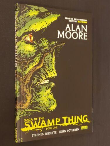 SAGA OF THE SWAMP THING BOOK 1 TPB ALAN MOORE