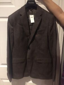 Brand new with tags Men's suit from Banana Republic