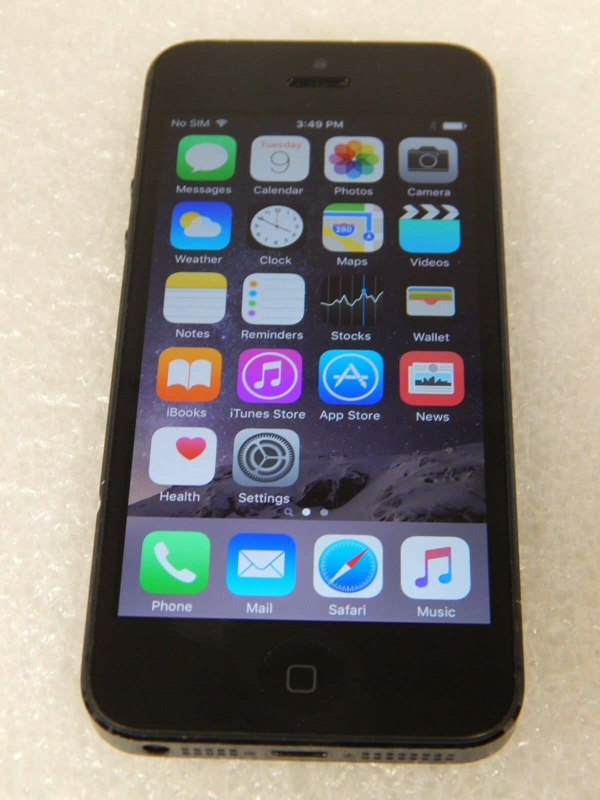 iphone model a1428 apple iphone 5 md634ll a model a1428 16gb at amp t slate 12045