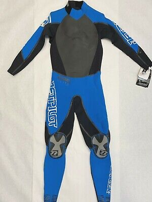 NEW Jet Pilot Chamber Elite 3/2 Mens Full Suit Surfing Wakeboard Wetsuit (Elite Wetsuits)