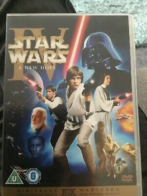 Star Wars - Episode 4 - A New Hope (DVD, 2006, 2-Disc Set, Box Set)