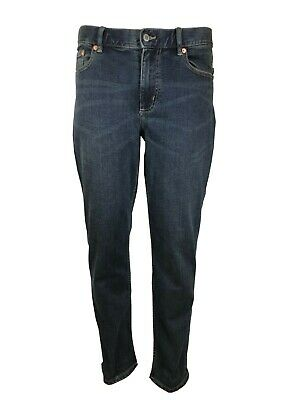 Men's Ex Joe Fresh Slim Straight Fashion Flex Entensible Stretch Jeans $34