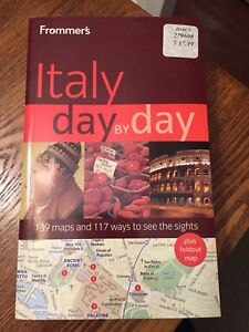 Frommers Italy travel guide