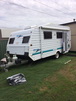 Millard horizon caravan With ensuite Karuah Port Stephens Area Preview