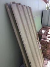 3 SHEETS OF COLOURBOND METAL FENCING FENCE Yowie Bay Sutherland Area Preview