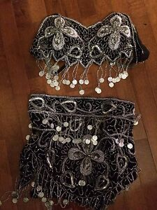 Gorgeous belly dancing outfit
