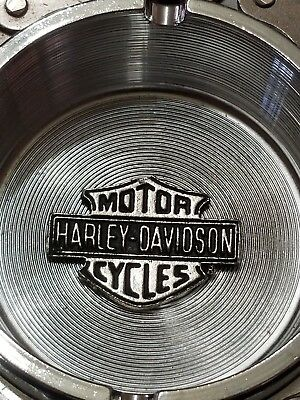 Harley Davidson  CUSTOM Biker Chain Ashtray