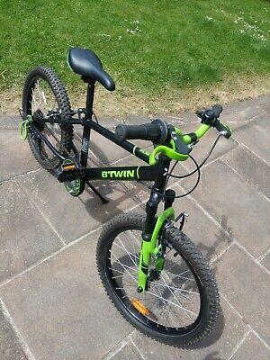 "Btwin Racing Boy 500 Boys Bike 20"" Wheels"