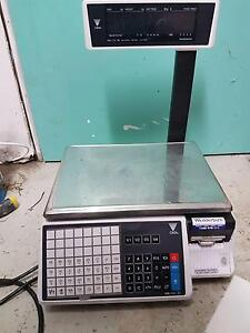 Wedderburn POS Weigh Scales & Electronic Cash Register. Charlestown Lake Macquarie Area Preview