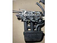 Yamaha 4 Stroke 40HP Carburetor Set X3 6YC-14901-13 14902 14903