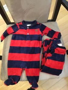 3 month Ralph Lauren baby boy outfit (2 available)
