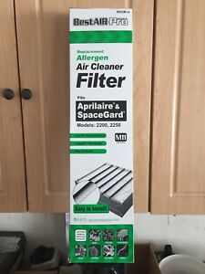 Aprilaire & SpaceGard Air Cleaner Filter 2200