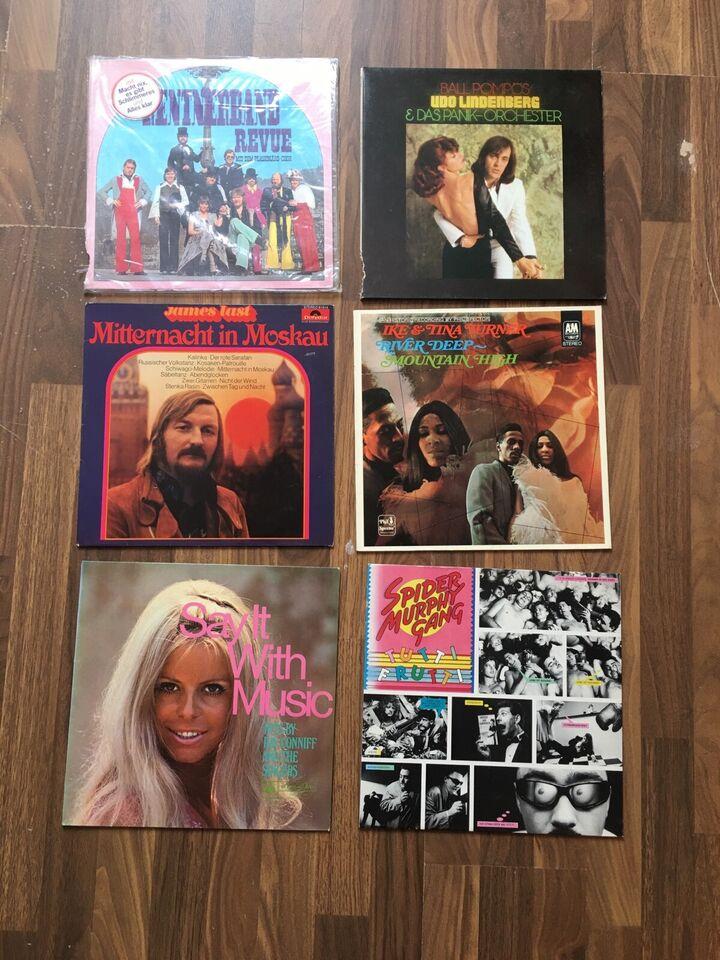 Schallplatten/Vinyl in Niedersachsen - Wilhelmshaven