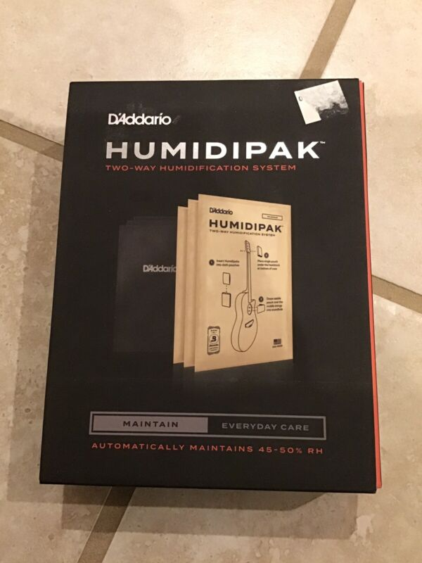 Planet Waves D'Addario PW-HPK-01 Acoustic Guitar Two-Way Humidification System