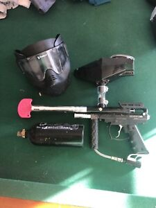 Fusil paintball